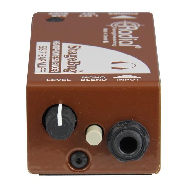 Radial StageBug SB-7 EarMuff Headphone Mute 3