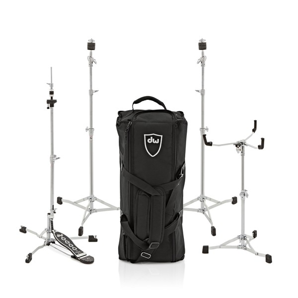 DW Drums 6000 Series Ultra Light Hardware Pack With Bag