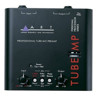 ART Tube MP Mic Preamp Top