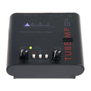 MP Mic Preamp - Front