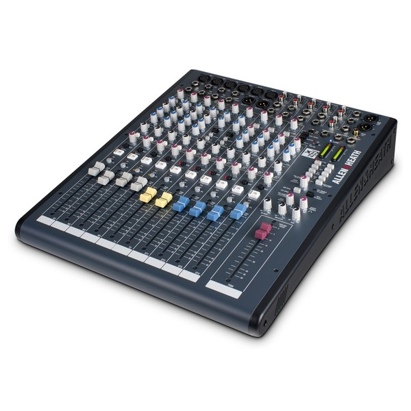 Allen and Heath XB-14-2 Broadcast Mixer With Telco Channel - Main
