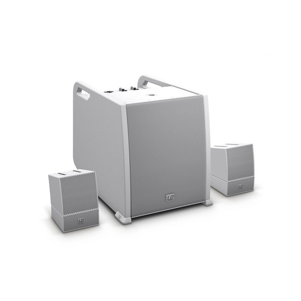 LD Systems CURV 500 AVS W, White - Main