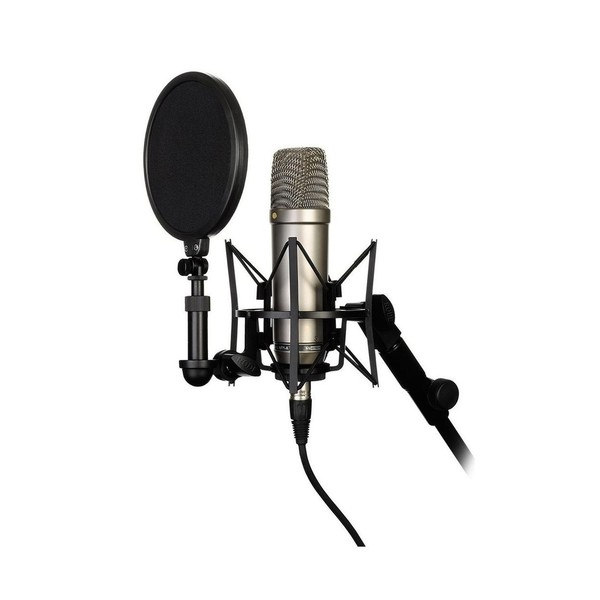 Rode NT1-A Vocal Recording Pack - Vocal with Accessories
