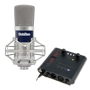 SubZero SZC-400 Condenser Microphone With ART Tube Preamp - Main