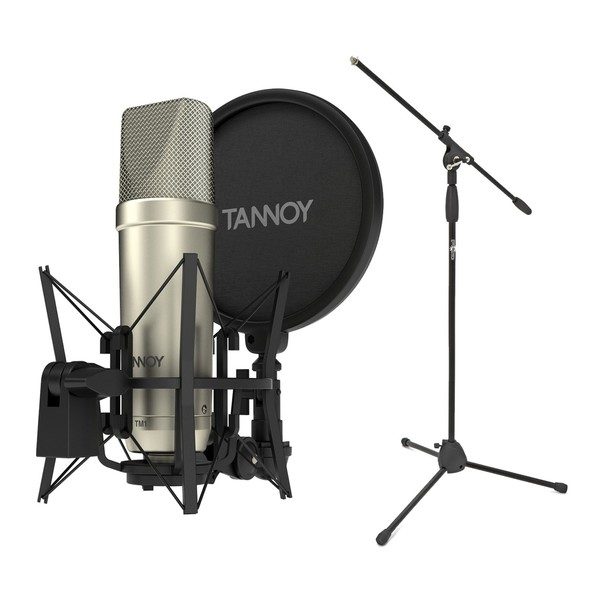 Tannoy TM1 Recording Package with Condenser Microphone - Main