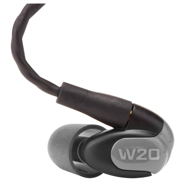 Westone W20 Earphones, Black - Main