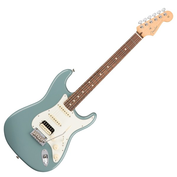 Fender American Pro Stratocaster HSS RW, Sonic Gray
