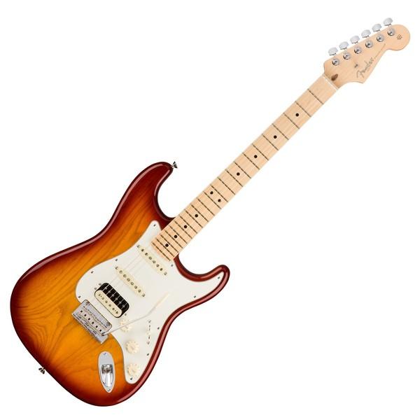 Fender American Pro Stratocaster HSS MN, Sienna Sunburst