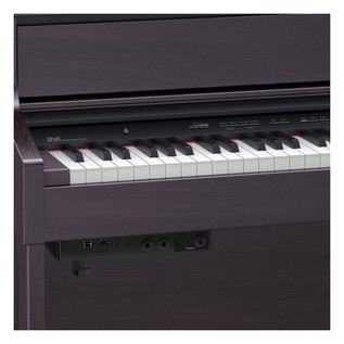 Roland HP605 Inputs