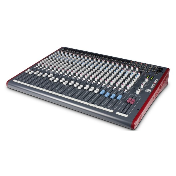 Allen and Heath ZED-24 USB Stereo Mixer - Main