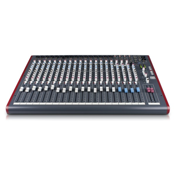 Allen and Heath ZED-24 USB Stereo Mixer - Front