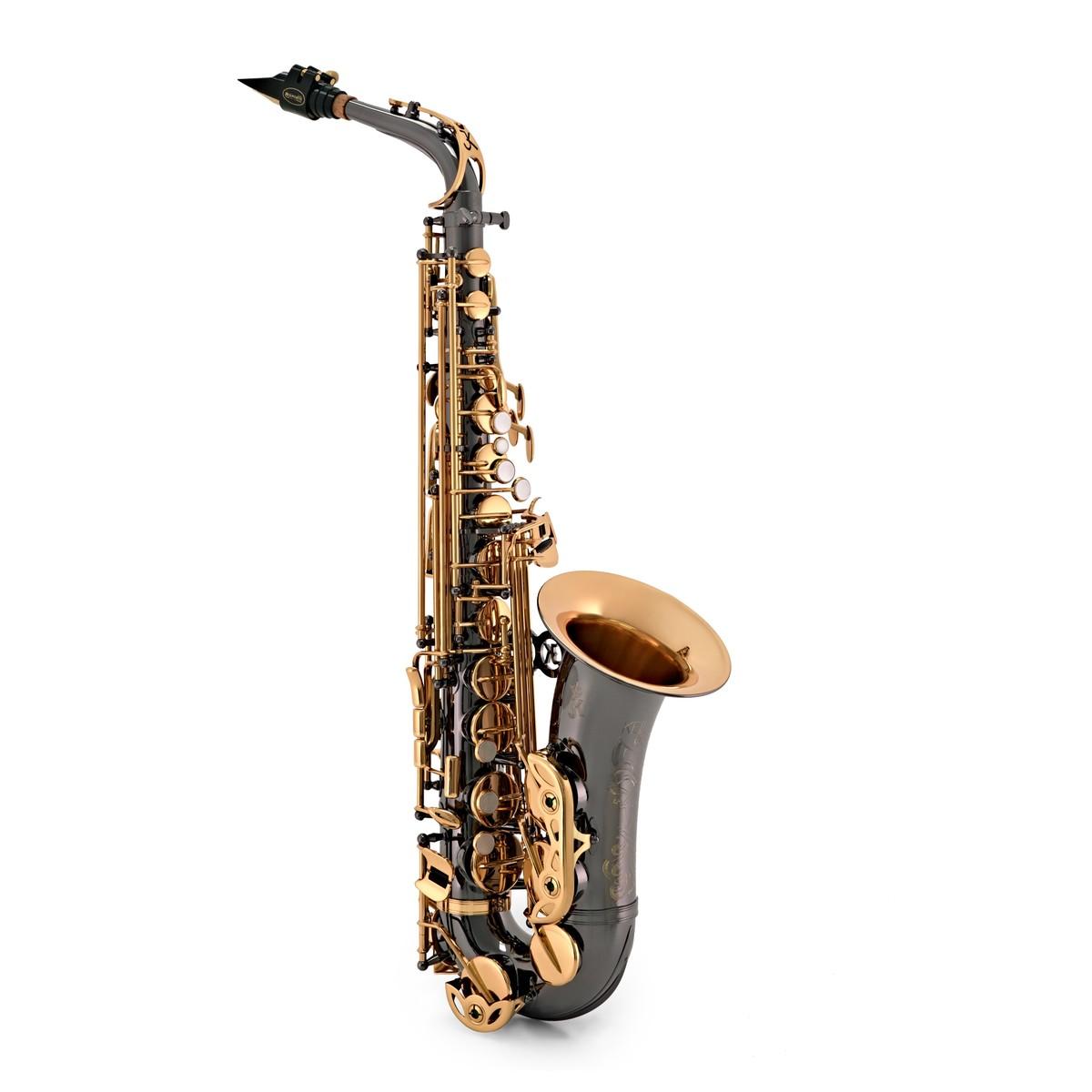 Keilwerth MKX Alto Saxophone, Black Nickel