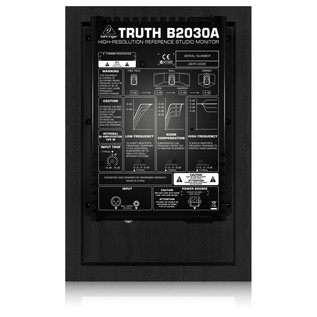 Behringer B2030A Truth Monitor