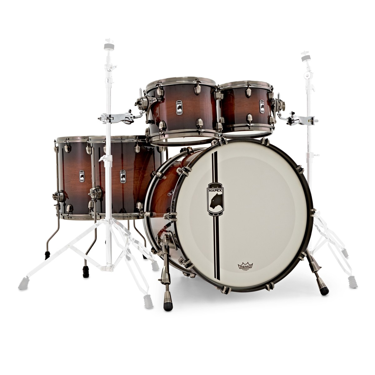 Mapex Black Panther Blaster Limited Edition Shell Kit at Gear4music de4fab61c