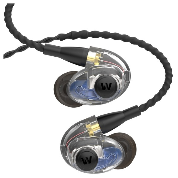 Westone AM Pro 20 In-Ear Monitors, Clear - Main