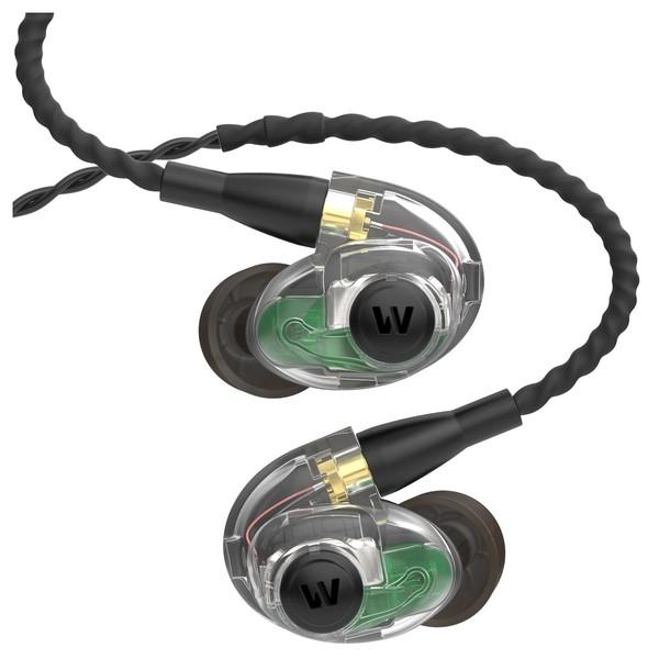 Westone AM Pro 30 In-Ear Monitors, Clear - Main