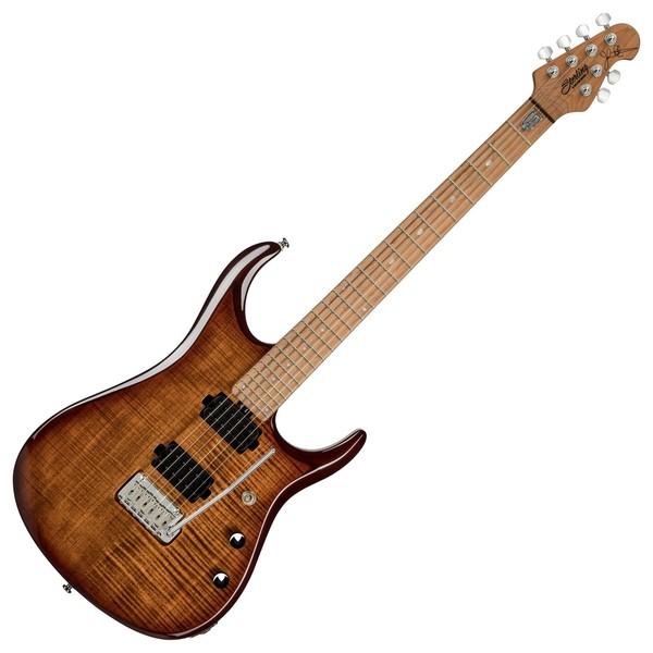 Sterling by Music Man John Petrucci JP150, Flame Maple Island Burst