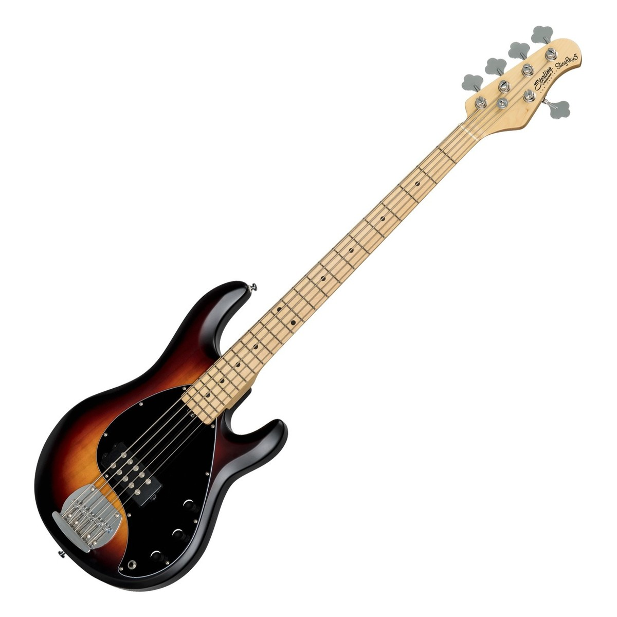 s u b by sterling stingray5 5 string bass mn vintage sunburst satin at gear4music. Black Bedroom Furniture Sets. Home Design Ideas