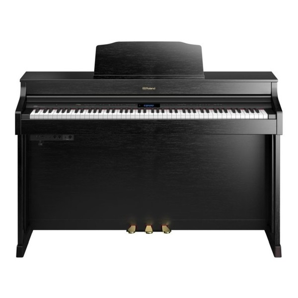 Roland HP603A Digital Piano Package, Contemporary Black