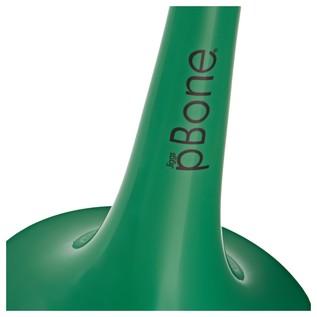 pBone Plastic Trombone, Green