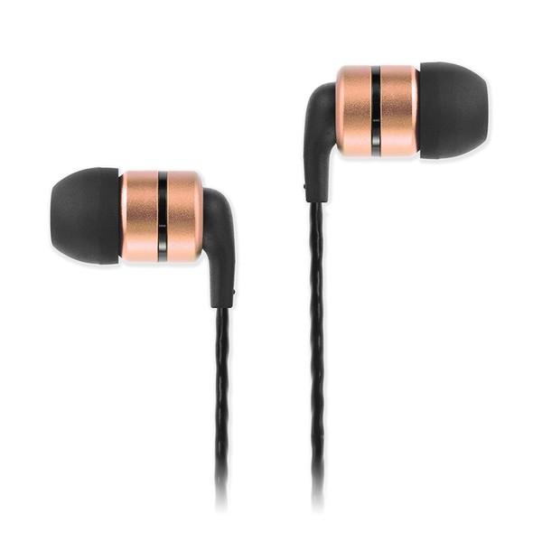 SoundMAGIC E80 In-Ear Headphones, Copper - Main