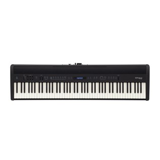Roland FP 60 Digital Piano with Stand and Pedals, Black