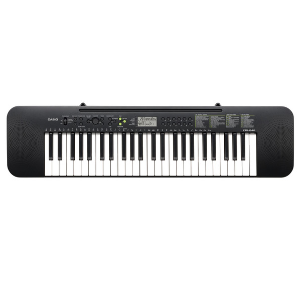 Casio CTK-240 Portable Keyboard 49 Key