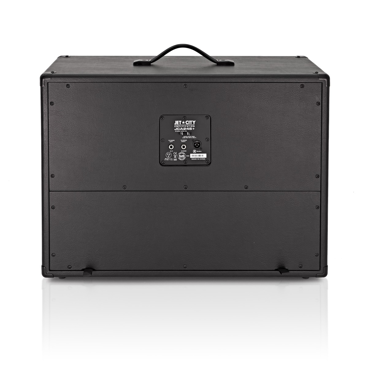 Jet City 24S+ 2x12 Speaker Cab at Gear4music