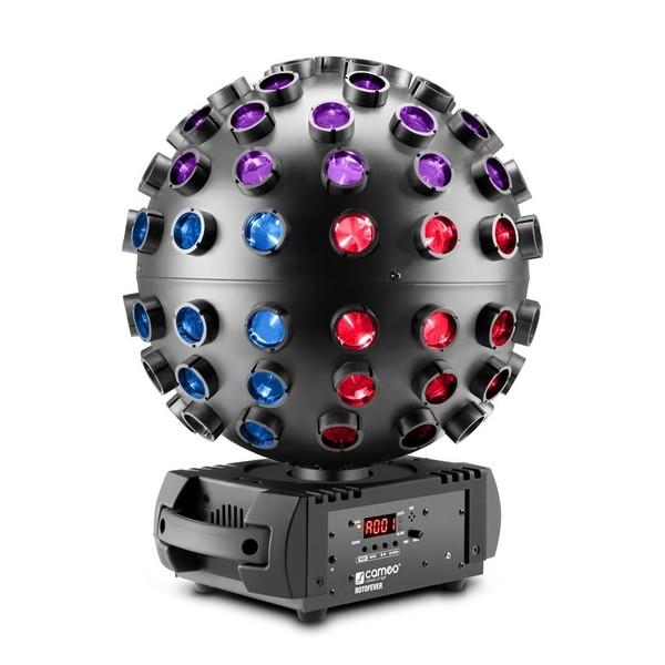 Cameo Rotofever LED Mirror Ball Emulator 1