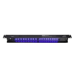 Adam Hall 19'' LED Sensor Rack Light, 1U, Multi-Coloured 6