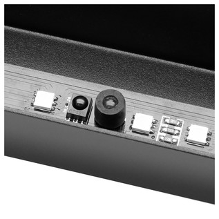 Adam Hall 19'' LED Sensor Rack Light, 1U, Multi-Coloured 12
