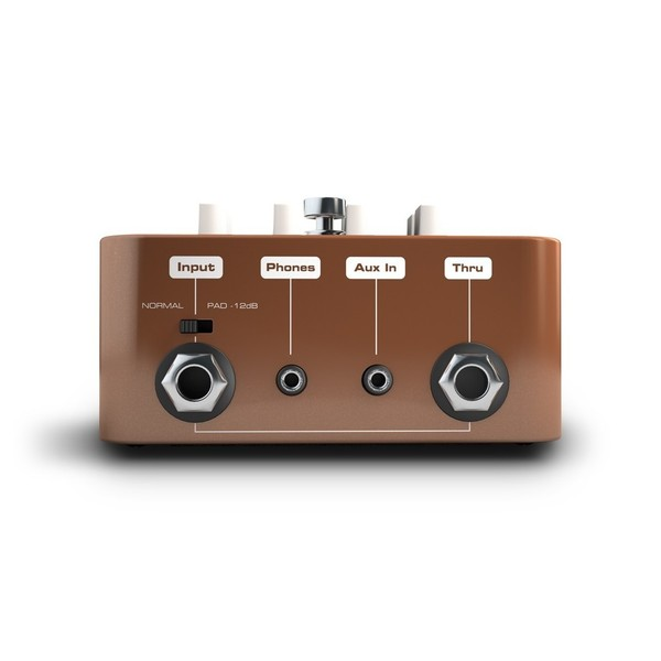 Palmer MI Pocket Amp Acoustic Portable Preamp 4