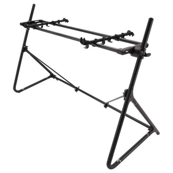 Sequenz Standard STD-L-ABK Keyboard Stand, Black - Main
