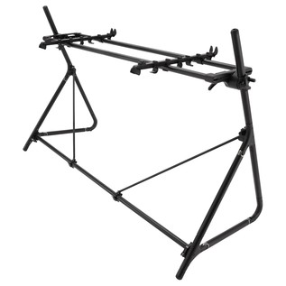 STD-L-ABK Keyboard Stand, Black - Second Configuration