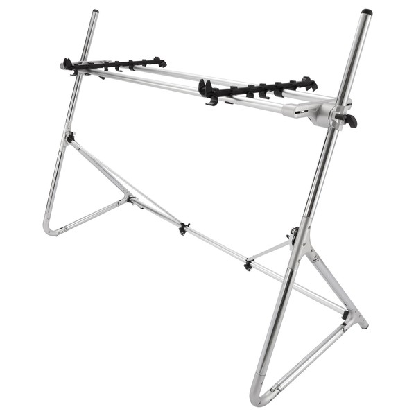 Sequenz Standard STD-L-SV Keyboard Stand, Silver - Main