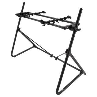 Sequenz Standard STD-S-ABK 61-Note Keyboard Stand, Black - Main