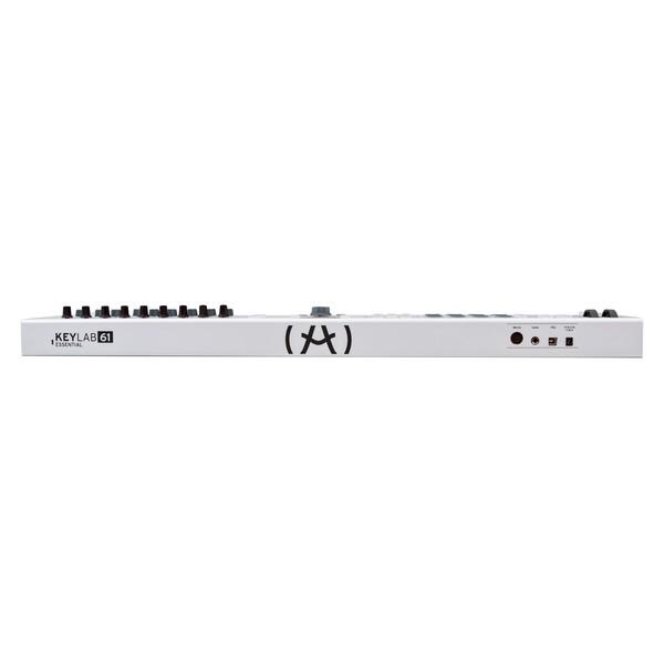 Arturia KeyLab Essential 61 MIDI Keyboard Rear