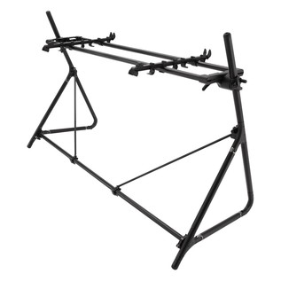 STD-L-ABK 88-Note Keyboard Stand, Black - Second Config