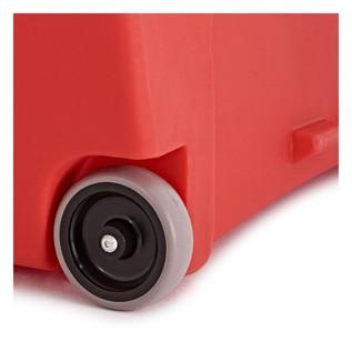 Hardcase wheels