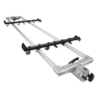 Sequenz STA-L-S Tier Adapter, Silver - Angled