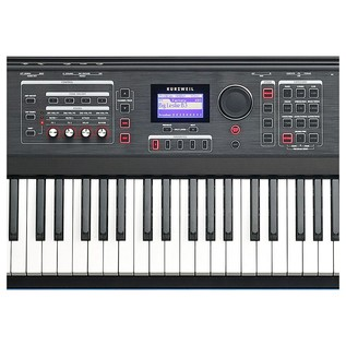 Kurzweil SP6 88 Note Stage Piano - Controls Close Up