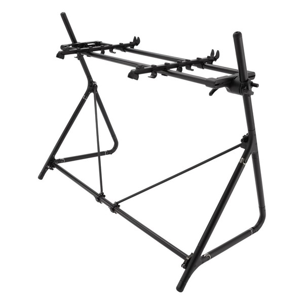 STD-S-ABK 61-Note Keyboard Stand, Black - Second Config