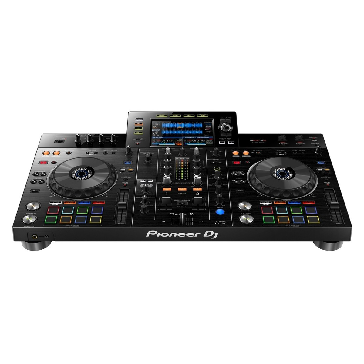 pioneer dj xdj rx2 all in one dj controller box opened at gear4music. Black Bedroom Furniture Sets. Home Design Ideas