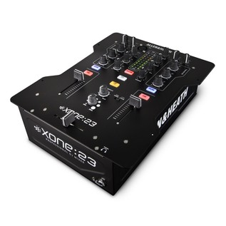 Allen and Heath Xone:23 DJ Mixer 1