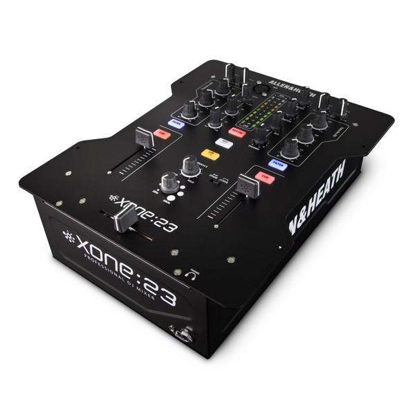 Allen and Heath Xone:23 DJ Mixer 1