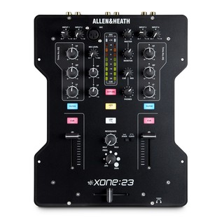 Allen and Heath Xone:23 DJ Mixer 2
