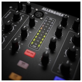 Allen and Heath Xone:23 DJ Mixer 5