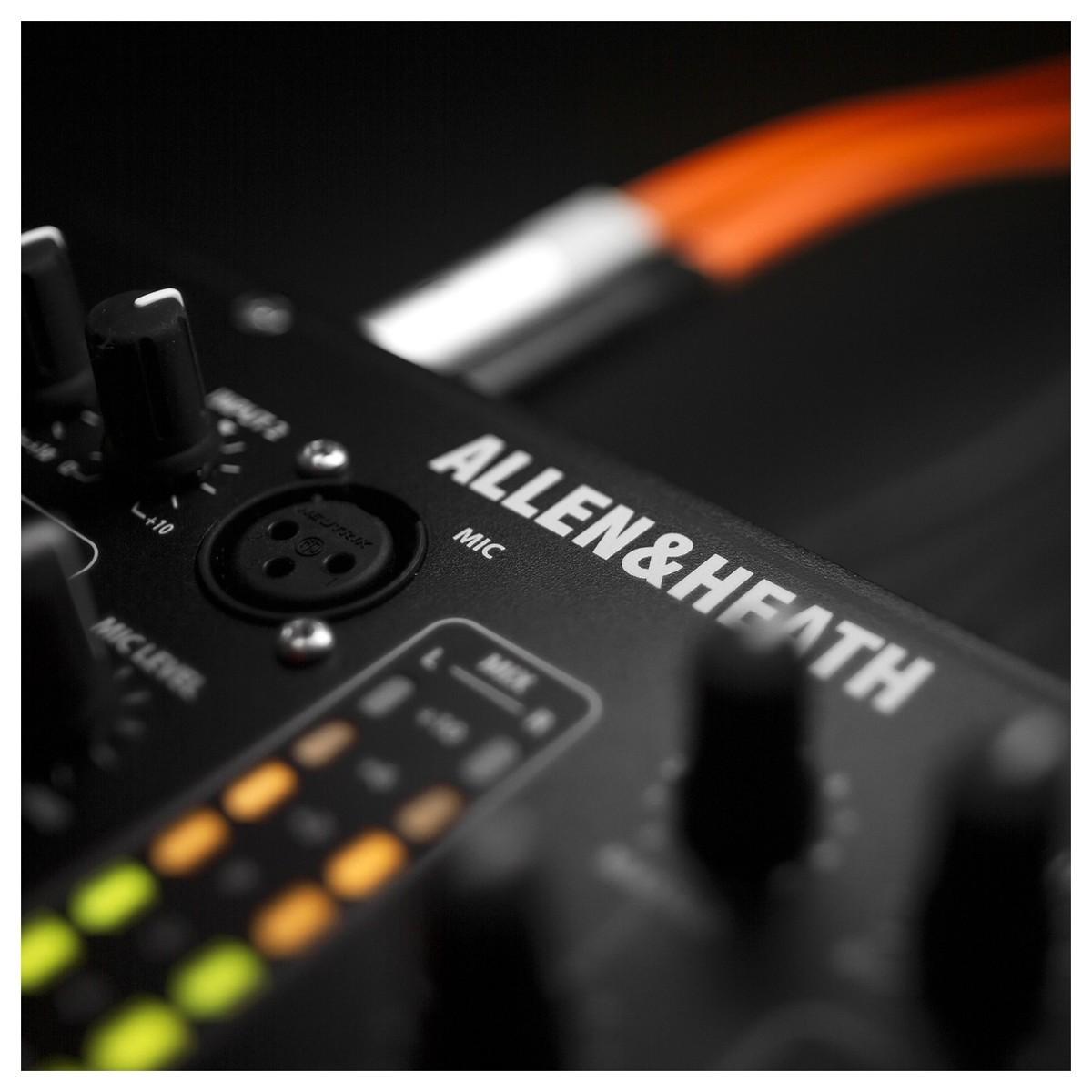 allen and heath xone 23 dj mixer gear4music. Black Bedroom Furniture Sets. Home Design Ideas