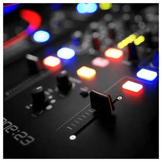 Allen and Heath Xone:23 DJ Mixer 9