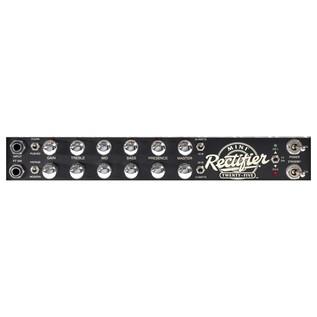 Mesa Boogie Triple Rectifier Head control panel front